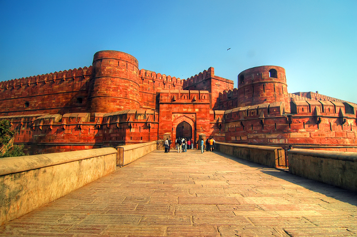 20 Agra Fort