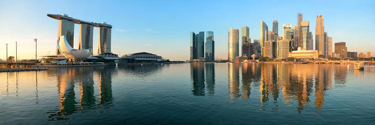 De mooiste skylines ter wereld tix travel blog - Singapur skyline pool ...