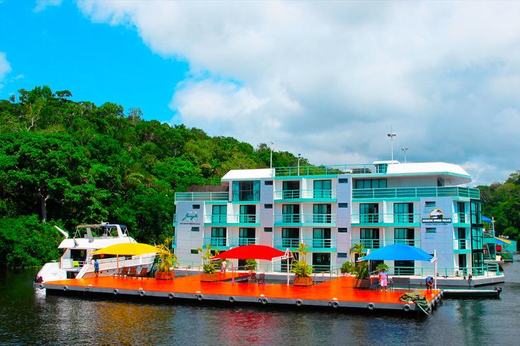 amazone hotel