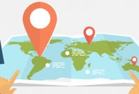 Hoe bepaal je de route van je wereldreis?