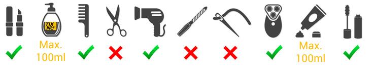handbagage-regels