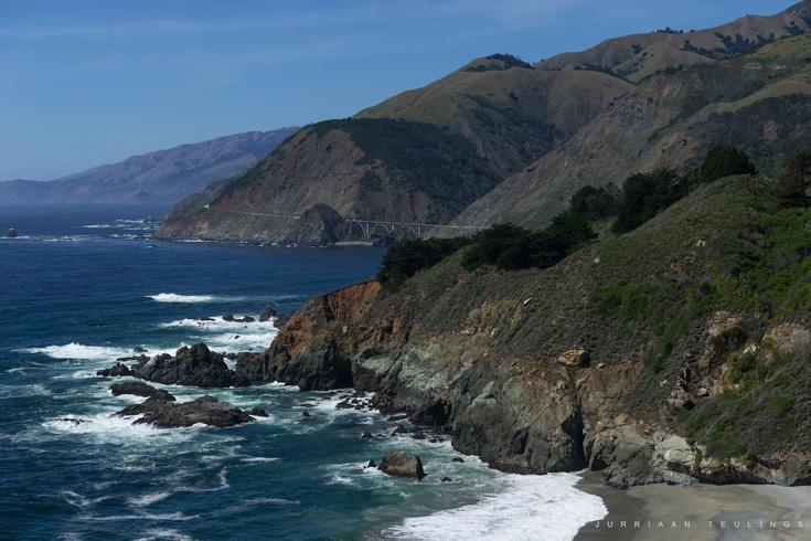 Roadtrip Los Angeles - San Francisco