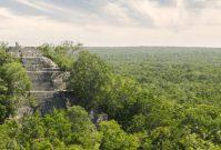 Calakmul, de vergeten Maya-spookstad