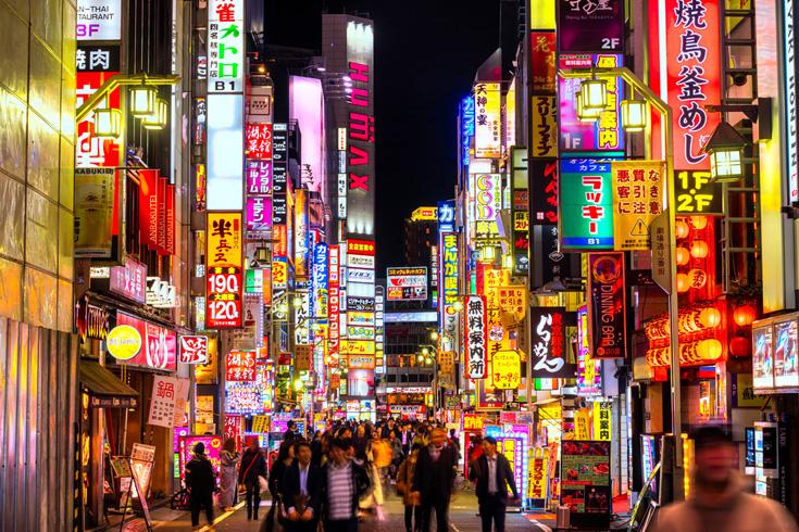 Tokyo-billboards