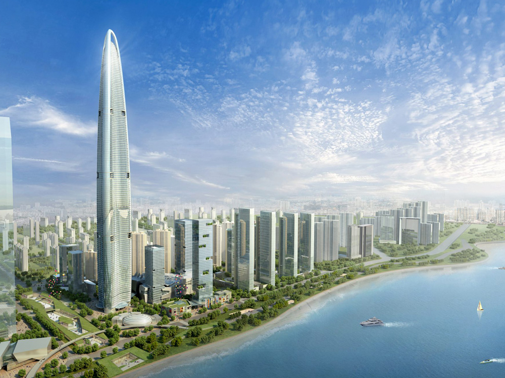 wuhan-greenland-center