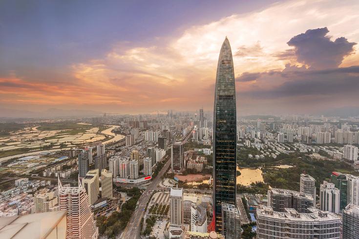 Shenzhen tower