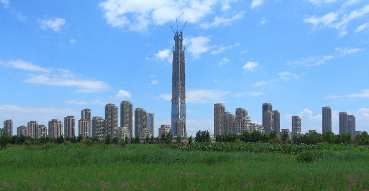 tianjin-tower