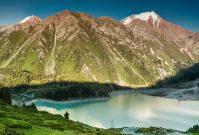 Kazachstan maakt meeste indruk tijdens 'Gevaarlijkste Wegen van de Wereld'
