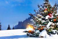 Waar heb je het meeste kans op een witte kerst?