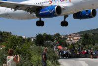 De gevaarlijkste landingsbanen ter wereld