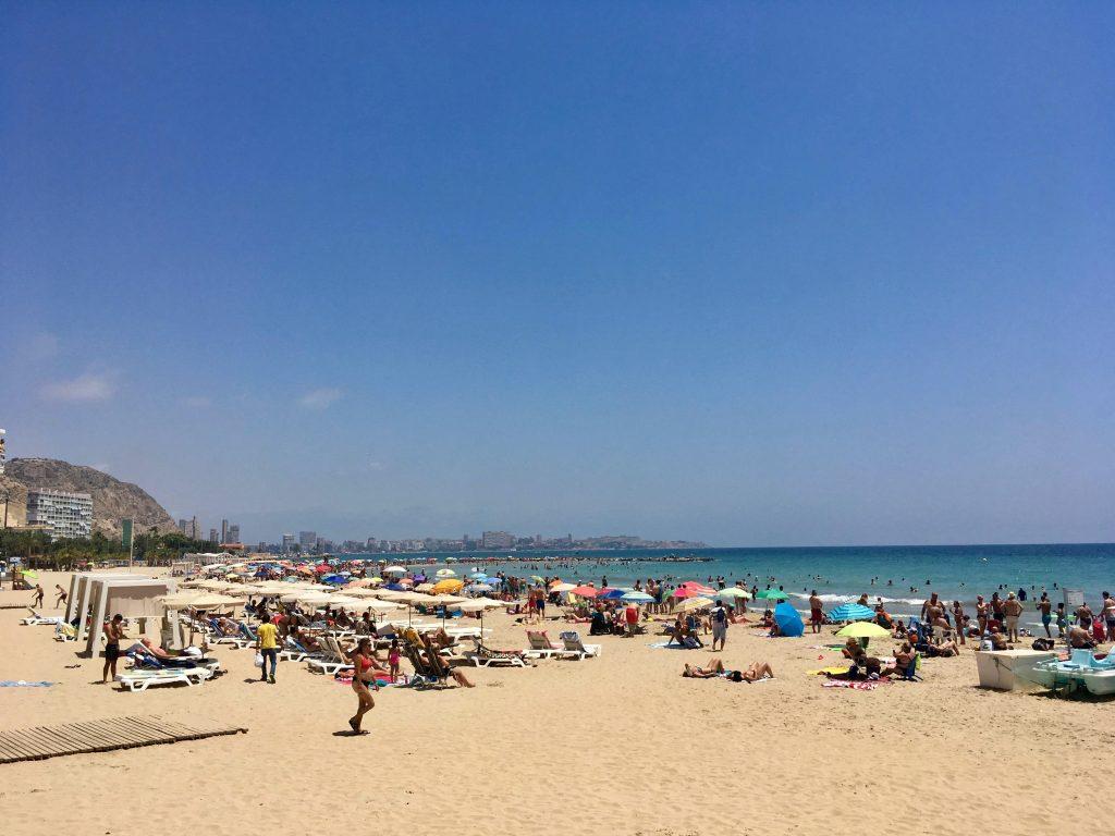 Strand van Postiguet