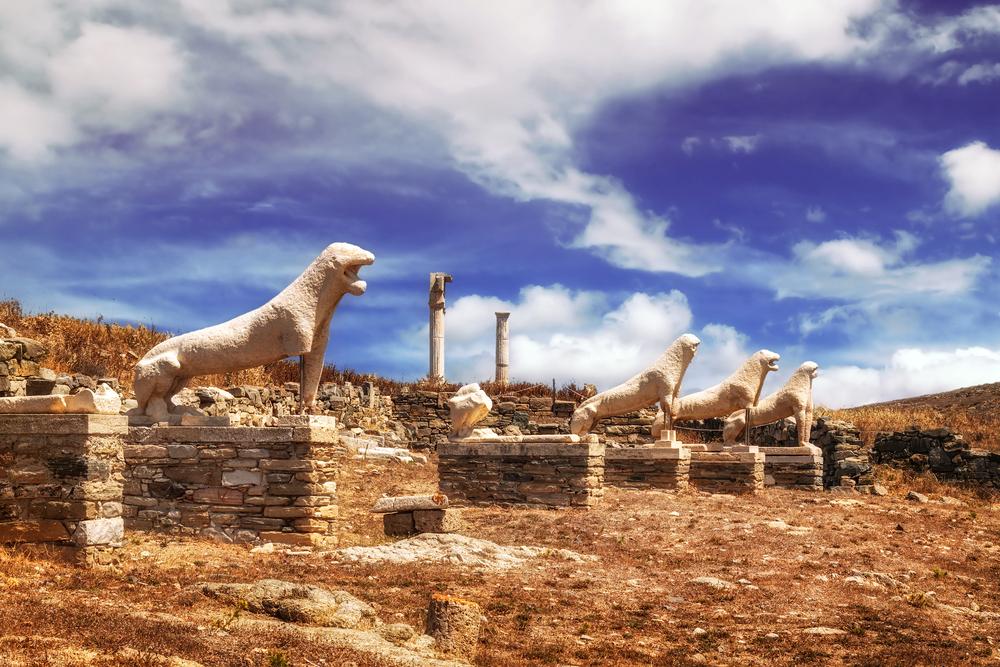 Leeuwen van Delos