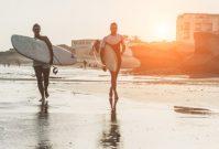 5 Gave surfbestemmingen binnen 4 uur vliegen