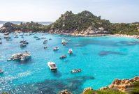 De vliegvelden van Sardinië