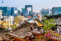 Gezellig struikelen door Seoul