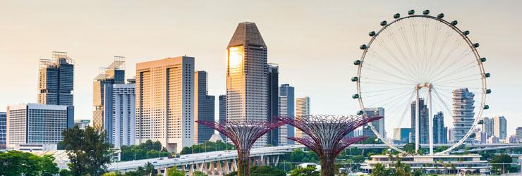 72 uur in Singapore
