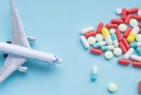 Medicijnen of babyvoeding in je handbagage